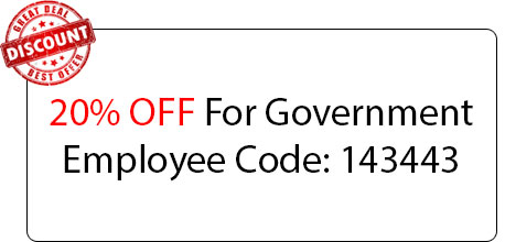 Government Employee Coupon - Locksmith at Westmont, IL - Westmont Il Locksmith